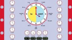 Learning How To Tell Time - A Maths Lesson Plan for Years - Australian Curriculum Lessons Math Lesson Plans, Math Lessons, Teaching Time, Teaching Math, Math Resources, Math Activities, Math Measurement, Australian Curriculum, Math Classroom
