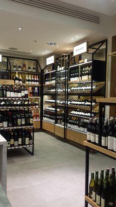 Wine Cellar - Fortnum & Mason, London. Lighting design for fixtures by CANDRA lighting
