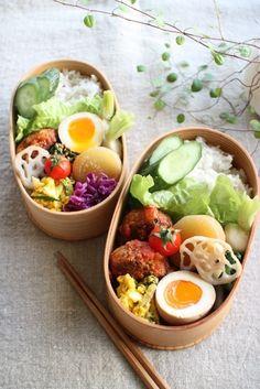 x Japanese Bento Box, Japanese Food, Cute Food, Yummy Food, Bento Ideas, Bento Box Lunch, Sushi Rolls, Aesthetic Food, Food And Drink