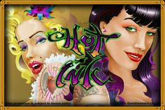 Get ready for some inky action on the body and be the art. Play Hot Ink casino slots at Lucks Casino and watch some awesome tattoos inked up. #slots #casinogames Let's get it on!!  Sign up to avail £5!  http://www.luckscasino.com/game/slots/hot-ink/?tracker=844000&dynamic=socialVIP