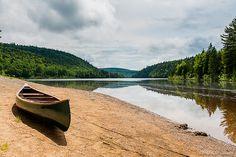 3 days in nature: Parc de la Mauricie - Québec