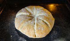 Дампер – австралийский бездрожжевой хлеб (Australien Damper Bread)