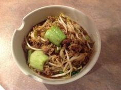 Beef Chow Mein
