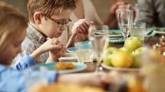 Why We Pray for Our Meals. Article includes several prayers for each meal of the day to get started.