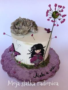 Gorjuss cake  - Cake by Branka Vukcevic - CakesDecor