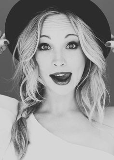 Candice Accola from TVD. Cute!