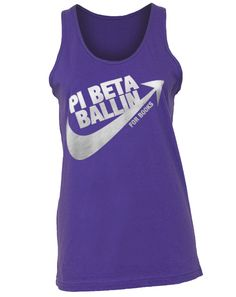 Pi Beta Phi Ballin for Books Tank