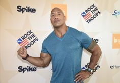 59 Dwayne Johnson Pictures That Will Rock Your World