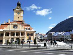 Kronstadt! Lovely city in the heart of Transilvania.