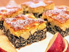 Vybrali sme dvadsať overených receptov na jablkové koláče - Žena SME Köstliche Desserts, Delicious Desserts, Oreo Cupcakes, Czech Recipes, Mexican Food Recipes, Ethnic Recipes, 20 Min, Sweet Cakes, Pavlova