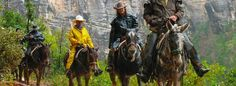 Grand Canyon National Park Mule Rides - North Rim