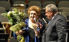 Fiorenza Cossotto (Ph. Annalisa Andolina)