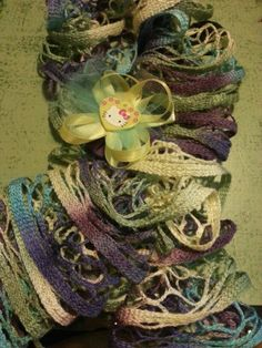 Sashay scarf.