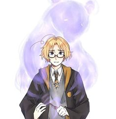 O my god this is so cute! I love Canada I love Harry Potter and I love that crossover and it´s just perfect!