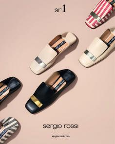 Sergio Rossi Invests in E-store Launches Ad Campaign