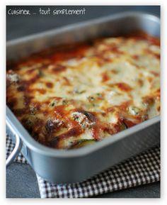 Gratin courgette - gorgonzola1