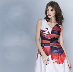 Anne Curtis smith - Plains And Prints - Bloody