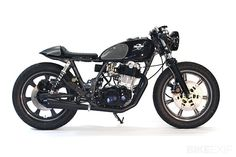 pinterest.com/fra411 #Yamaha SR500 by Chappell Customs