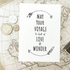 May your voyage be full of life and wonder