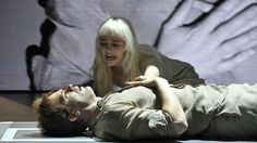 David Bowie's Lazarus is a musical based on the same novel as his 1976 sci-fi film The Man Who Fell To Earth, and it tells the story of an alien who visits our planet and gets swept up in the many vices we have to offer—all set to a soundtrack of Bowie songs. Apparently, though, Bowie's original con