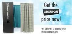 Groupon price on photo booth rentals in Oklahoma City!