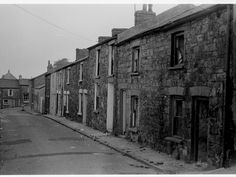 Old Zion street in Ebbw Vale....where i had a lovely childhood.