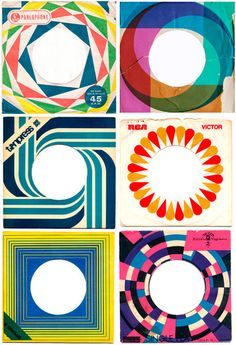 Old Record Sleeves: Radness