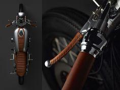 Cafe Racer Pasión — Honda CB650 Cafe Racer - Oscar Axhede - Photos by...