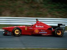Michael Schumacher - Ferrari F310 046 3.0 75º V10 (1996)