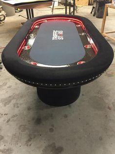 poker table etsy