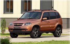 У Chevrolet Niva появилась «бронзовая» версия