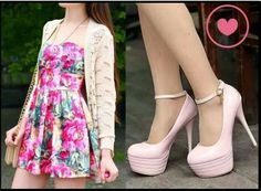 Girly charming pink
