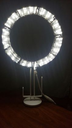 My DIY Ring Light Watch my LIVE as I tried it for the first time! Super easy and super cheap! So awesome! https://m.facebook.com/story.php?story_fbid=10209666007116936&id=1532190491