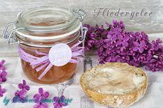 Lilac Jam Flieder Gelee
