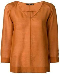 Stills v-neck blouse