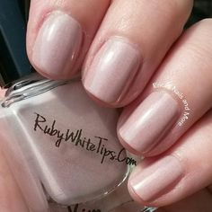 Ruby White Tips - Kim