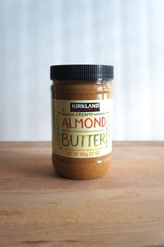 Costco Shopping Guide // Almond Butter