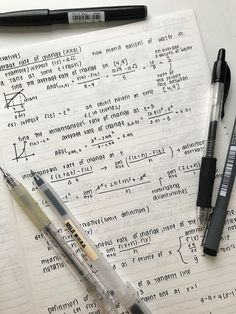 some calculus notes! ive been v v confused with some of the topic at hand, but working hard at trying to improve that! School Organization Notes, Study Organization, Class Notes, School Notes, Calculus Notes, Hate School, Journaling, College Notes, Pretty Notes