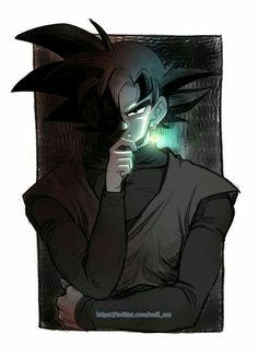 Read from the story [🌹]Imágenes de Black Goku by __coffee_star (_☕) with reads. Dragon Ball Z, Dragon Z, Dragon Ball Image, Black Goku, Zamasu Black, Goku Manga, Anime Tattoos, Anime Art, Venom
