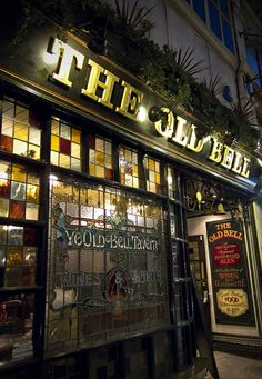 The Old Bell ,London
