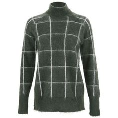 Checkered Sweaters - Shop for Checkered Sweaters on Polyvore