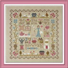 Cross Stitch Fabric, Cross Stitch Samplers, Counted Cross Stitch Kits, Cross Stitching, Cross Stitch Embroidery, Cross Stitch Designs, Cross Stitch Patterns, Stitch Witchery, Patchwork Baby