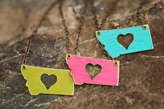 Montana Love Necklace