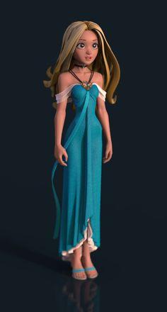 Референсы: 3D персонажи – 3 400 фотографий