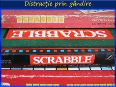 Profu`economist: Școala...altfel! (2) Scrabble, School