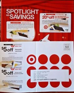 TARGET Coupons DEALS Promo CODES Savings HURRY Expires SOON 4 Offers SAVE $5 Off