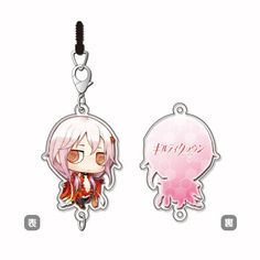 AmiAmi [Character & Hobby Shop] | Guilty Crown - Chain Collection: Inori(Pre-order)