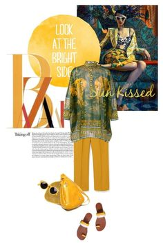"""Elephant Contest"" by lacas ❤ liked on Polyvore featuring MANGO, Valentino, Tory Burch, Giallo and elephant"