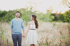 how cool is this! this is one of the reasons why we love engagement and couple shoots!