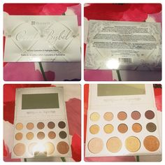 Original:Carli Bybel Palette for BH Cosmetics Original Carli Bybel palette for BH Cosmetics.14 eye-shadows & 4 highlighters.With clear protective sheet.Never used, touched & open only for took a pic.I buy it on BHCosmetics.com but not arrived at time for a gift.Clean environment.I received the palette just like & lot of paper on a box.Please, read rules*.Price is firm.Not making offers.Not holds.Thanks! Carli Bybel BH Cosmetics Makeup Eyeshadow